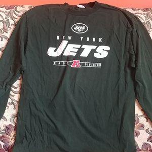 NY Jets long sleeve shirt
